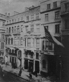 1882- US Mission in Istanbul