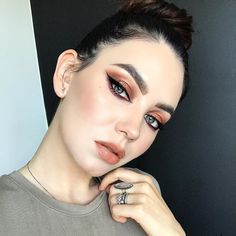 See How Hot Urban Decay's Naked Heat Palette Looks on Different Skin Tones