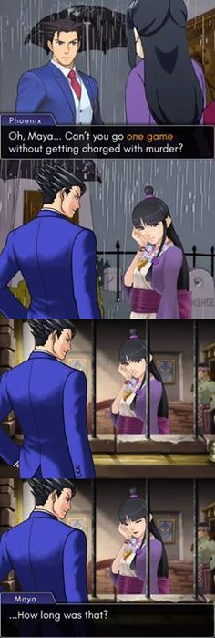 Ace Attorney 6 be like