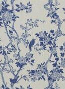 Tapete Marlowe Floral von Ralph Lauren - Porcelain
