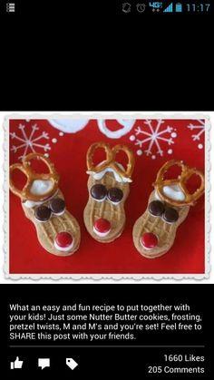 reindeer treat