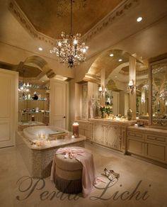 Beautiful Luxurious master bath