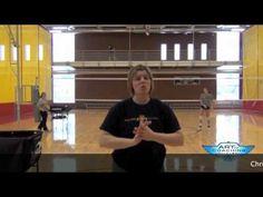 Art of Coaching Volleyball - Setting Drills - Christy Johnson-Lynch