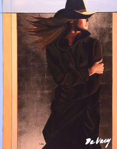'Stiff Breeze' by David DeVary   David DeVary Fine Art   Western Art   Cowboy Art   Western Prints   Western Posters   Fine Art Prints   Western Reproduction Giclees   Fine Jewelry   Wholesale Opportunities   http:/DavidDeVary.com   info@daviddevary.com