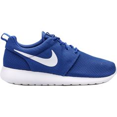 Nike rosherun blue.