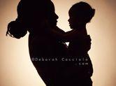 Photo grossesse Photo de femme enceinte avec son bébé