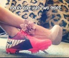 girl - #sides #heels - #football