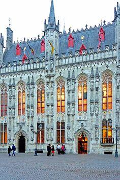 Belgium - Town Hall Brugges