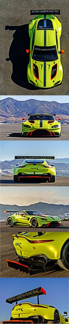 The 2018 Aston Martin Vantage GTE will replace the V8 Vantage GTE