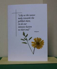 Wild flower sympathy cards ~ Blank inside ~ Simple and sincere using real Connemara flowers ~ Set of 3 cards ~ Thoughtful and different ~ by TheOwlTreeIreland on Etsy The Make, How To Make, Irish Symbols, Connemara, Simple Words, Tree Designs, Sympathy Cards, Blank Cards, Handmade Cards