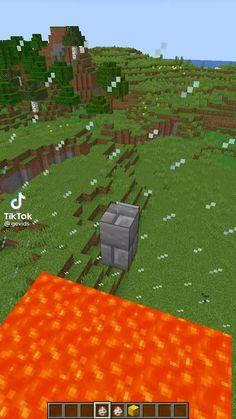 Minecraft Seed, Creeper Minecraft, Minecraft Crafts, Minecraft Designs, Minecraft Stuff, Funny Minecraft Videos, Crazy Funny Videos, Crazy Things To Do With Friends, Amazing Minecraft
