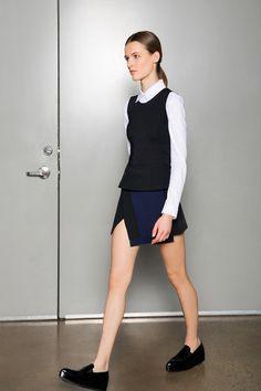 ALC Pre-Fall 2014 Fashion Show - Best Looks | RunwayPass