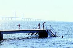 Why #Copenhagen Deserves Its 2014 EU Green Capital Award (Photo: Visit Copenhagen; Harbor swimming: Cees van Roeden)