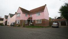 Modern eye catching homes in Kelvedon, Essex