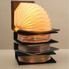 #book #art #beautiful #lamp