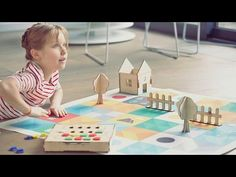 Cubetto Robot Playset! Children (ages 3-7) use programming logic with wooden pieces, and without the need for literacy in this child-friendly tangible tech . (By Primo.io, viaYouTube)