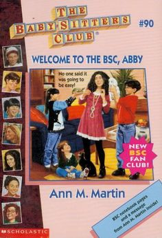 #90 Welcome to the BSC Abby -Kristy gets new neighbors, Twins Abby and Anna and Anna joins the BSC, but can she still be a good sitter with her asthma?