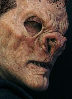 special fx prosthetics | ... & Special Effects Prosthetics :: Demon / Orc / Vampire Prosthetic