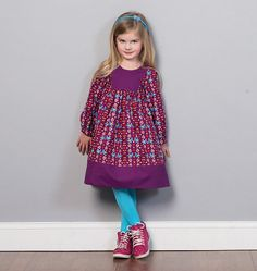 Toddler  dress sizes 123EASY  McCalls6781 Uncut by easyandchic, $4.45