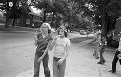 pinckney, mi, 1978 • don hudson
