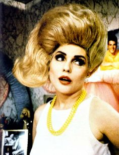 Debbie Harry as Velma Von Tussle inHairspray(1988)