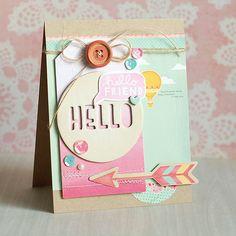 Lea's Cupcakes & Sunshine: Hello Friend