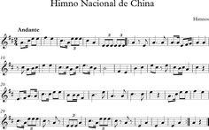 Himno Nacional de China