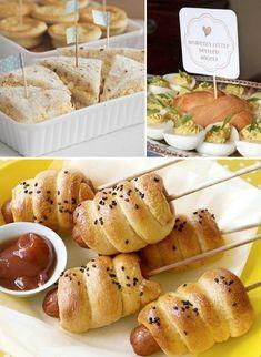 food buffet ideaas | Finger Food Buffet Ideas                              …