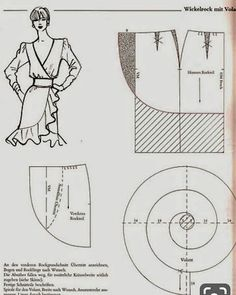 Best 11 Exceptional 15 sewing hacks tips are available on our web pages. Skirt Patterns Sewing, Sewing Patterns Free, Clothing Patterns, Techniques Couture, Sewing Techniques, Pattern Cutting, Pattern Making, Sewing Hacks, Sewing Tutorials