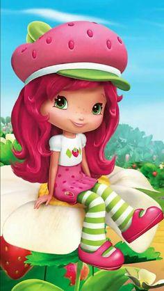 Strawberry shortcake iphone 4 wallpaper and iphone wallpaper Wallpaper for iPhone 4 and iPhone 5 Strawberry Shortcake Cartoon, Strawberry Shortcake Birthday, Cute Cartoon Wallpapers, Fondant Figures, Little Pony, Cartoon Characters, Paper Dolls, Hello Kitty, Disney Princess
