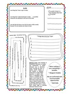 Daily journal prompts and printable guided journals by Christie Zimmer. Daily Journal Prompts, My Journal, Counseling Activities, Therapy Activities, School Social Work, Therapy Tools, Therapy Ideas, Journal Inspiration, Journal Ideas