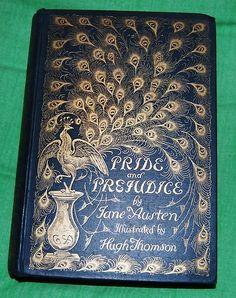 Jane Austen's Pride & Prejudice, illustrated