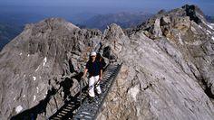 Klettersteig Bavaria : Galugg klettersteig ein weiterer klettersteige seiten