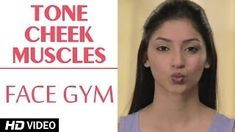face exercise to for cheek bones - YouTube