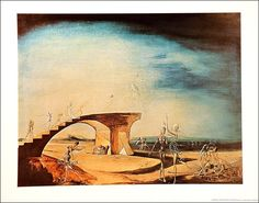 25 Famous Salvador Dali Paintings - Surreal and Optical ...