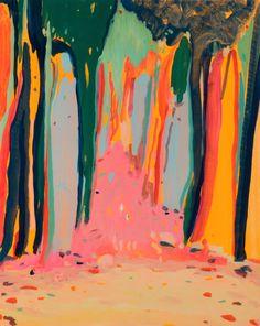A selection of recent paintings by Paris-born, New York-based artist Jules de Balincourt. More images below.                      Jules de Balincourt's … Continue reading →