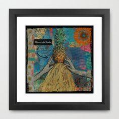 """Pineapple Head"""