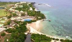 'The Club Med resort in La Plantation d'Albion in Mauritius as seen from the sky. All Inclusive Family Resorts, Hotels And Resorts, Destinations, Real Estate News, Commercial Real Estate, Plantation, Vacation Packages, Club, Mauritius