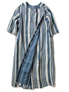 日本の伝統的な着物柄のひとつ、縞。時を...