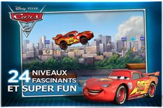 Disney Pixar Cars 2 iPhone iPod Touch: The Arcade Game (free) ~ GAME DOWNLOAD 8