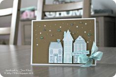 Oct 29, 2014 Paulines Papier: Fall is here! Stampin` Up! Holiday Home