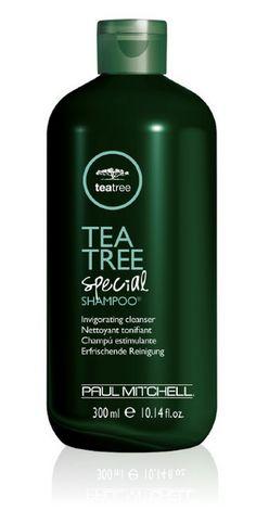 Paul Mitchell Tea Tree Shampoo - I love the scalp tingle!