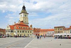 Romania-1766 - Council Square