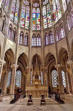 Basilique Saint-Denis (département de Seine-Saint-Denis)