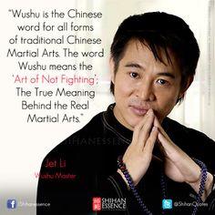 Jet Li  www.facebook.com/McDojoLife