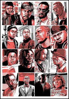 The Wire Gangsters