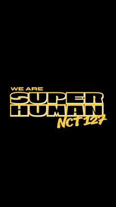 NCT 127 Superhuman #comeback Neon Wallpaper, Homescreen Wallpaper, Nct Logo, Nct Album, Winwin, Nct Dream, Nct 127, Cover Art, Album Covers