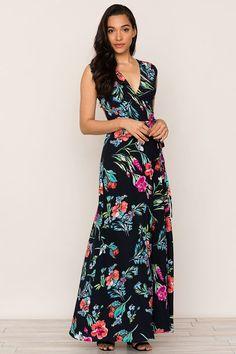 243 best silk maxi images on pinterest in 2018 vintage dresses swept away silk maxi dress flower child by yumi kim mightylinksfo