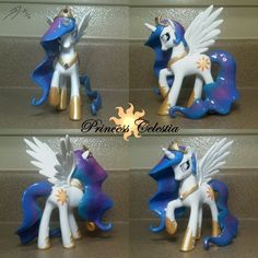 Princess Celestia SE - Custom G4 My Little Pony by shearx on ...