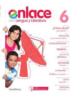 Enlace con Lengua y Literatura 6  SANTILLANA VENEZUELA: tradición educativa con talento nacional.